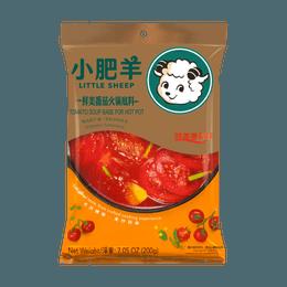 小肥羊 火锅底料 鲜美番茄味 200g