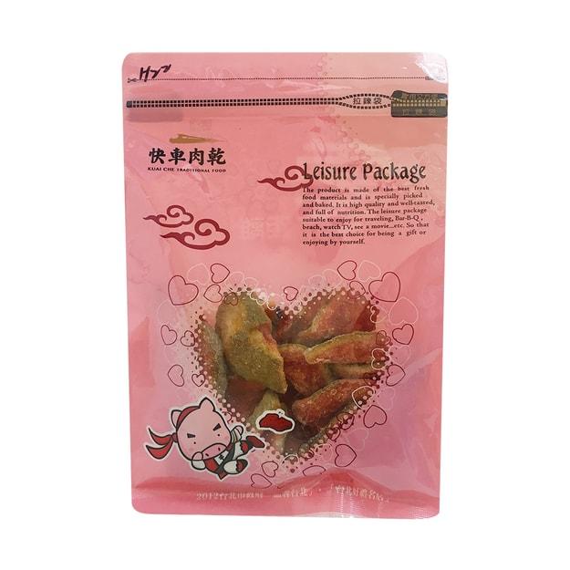商品详情 - [台湾直邮] 快车肉干 H22 红心芭乐干 125g - image  0