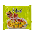 康师傅 泡椒竹笋鸡面 方便面 单包装 104g