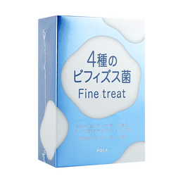 POLA Fine Treat Lactic Acid Bacteria 30 Packs