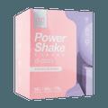 台湾M2 控热断糖超能奶昔-水蜜桃鲜果 早餐超营养低卡代餐 8包入