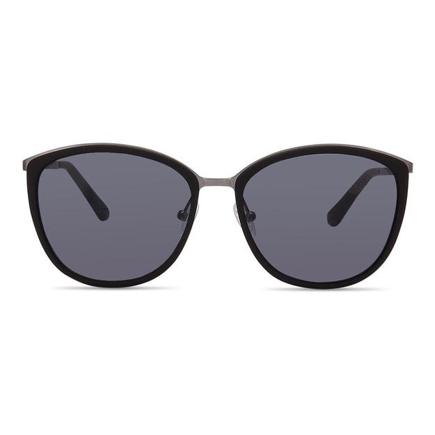 Product Detail - DUALENS Fashion UV Sunglasses: Black (DL51205 C1) - image 0