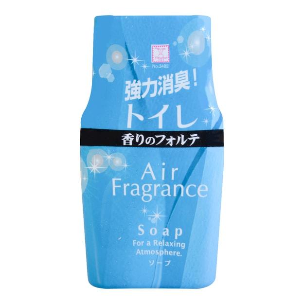 商品详情 - 日本KOKUBO小久保 厕所消臭剂 清新肥皂香 200ml 空气清新 - image  0