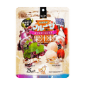 ROYAL FAMILY Grape + Lychee Fruit Flavor Jelly 500g