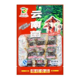 傣旺 美味鸡枞菌 香辣味 120g