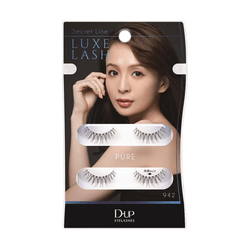 D-UP Luxe Lash Fake Eyelashes 942 Pure