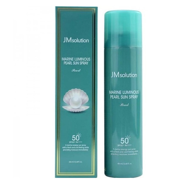 Product Detail - JM SOLUTION Marine Luminoso Perla Sun Spray SPF50+ PA+++ 180ml - image 0
