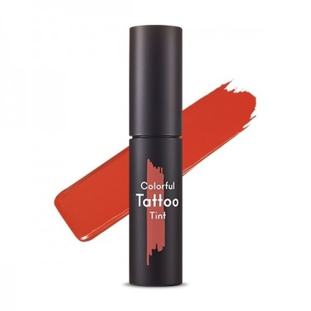 ETUDE HOUSE Coloful Tatoo Tint RD303 Cherry On Top 3.5g