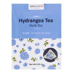 JAYONE Hydrangea Tea Pyramid Teabag 10pcs 10g