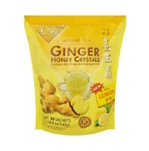 PRINCE OF PEACE Ginger Honey Crystals Instant Tea With Lemon 30bags