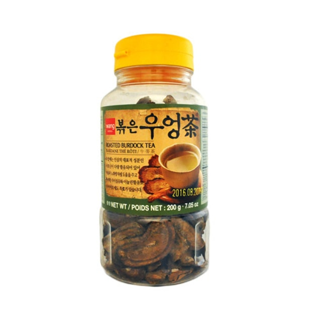 Product Detail - WANG Roasted Burdock Tea 200g - image 0