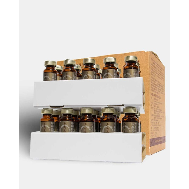 Product Detail - Cordyceps Sinensis Pure Liquid Extract - Chang Gung Biotechnology (Taiwan) - 30 bottles 20 mL per bottle - image 0