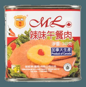 梅林牌 辣味午餐肉 340g