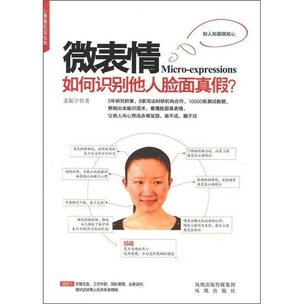 商品详情 - 微表情 - image  0