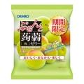 ORIHIRO Konnyaku Collagen Jelly Plum Favour 6pcs