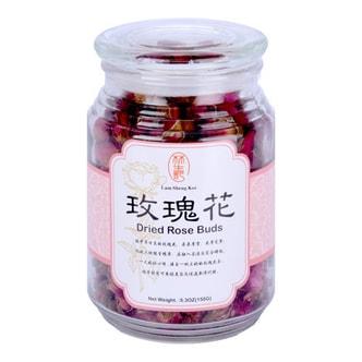 台湾林生记 玫瑰花 瓶装 150g