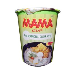 MAMA Cup Rice Vermicelli Clear Soup 50g