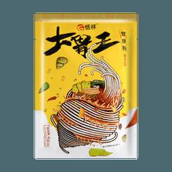 【网红新品】大胃王 螺蛳粉 400g 双倍酸笋 双倍腐竹 含真实螺肉 分量超足