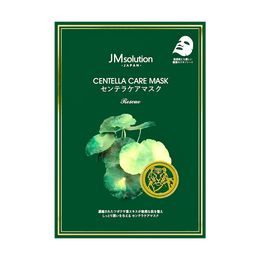 JM SOLUTION Centella Care Mask Rescue 5 Sheets