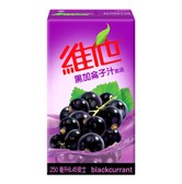 VITA Blackcurrant Juice 250ml
