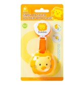 SIMBA Baby Pacifier Clip Leash Holder w/ Cover