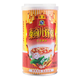 TAIQI Red Bean Sand Porridge 370g