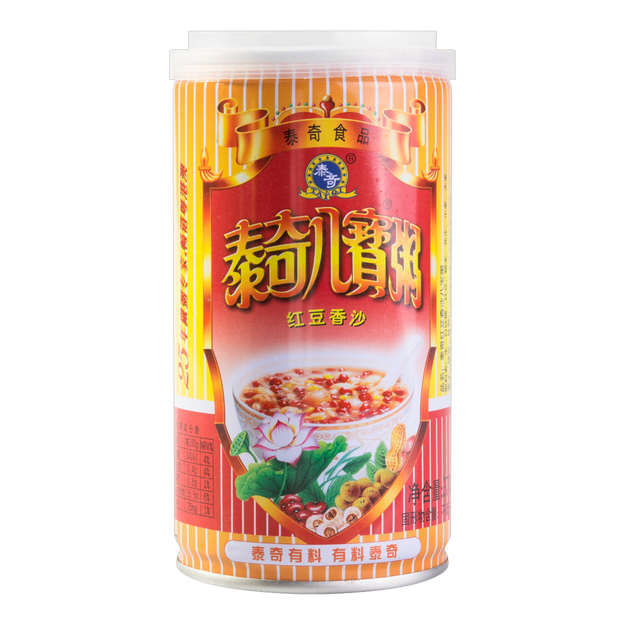 Product Detail - TAIQI Red Bean Sand Porridge 370g - image 0
