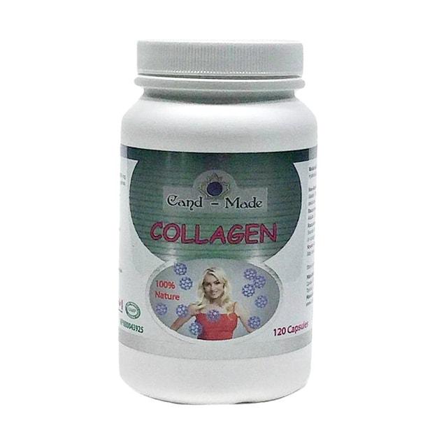商品详情 - 加拿大Cand-Made 女性抗衰老皮肤弹性胶原蛋白 120粒入 - image  0