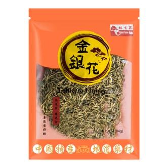 台湾林生记 金银花 84g