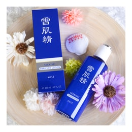 KOSE SEKKISEI Enriched Lotion 200ml