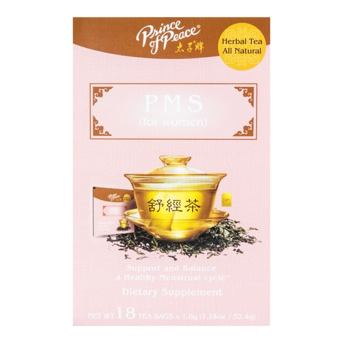 PRINCE OF PEACE Herbal Tea for Women 32.4g