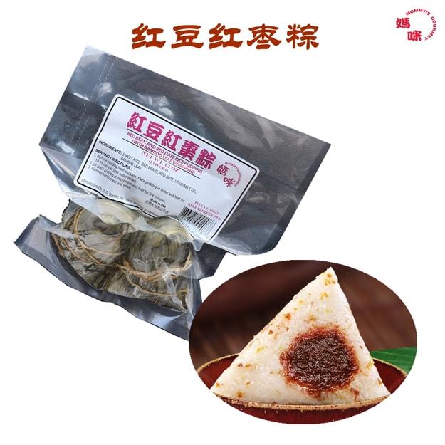 商品详情 - 妈咪 红豆沙粽 12oz/2pc 美国生产 - image  0