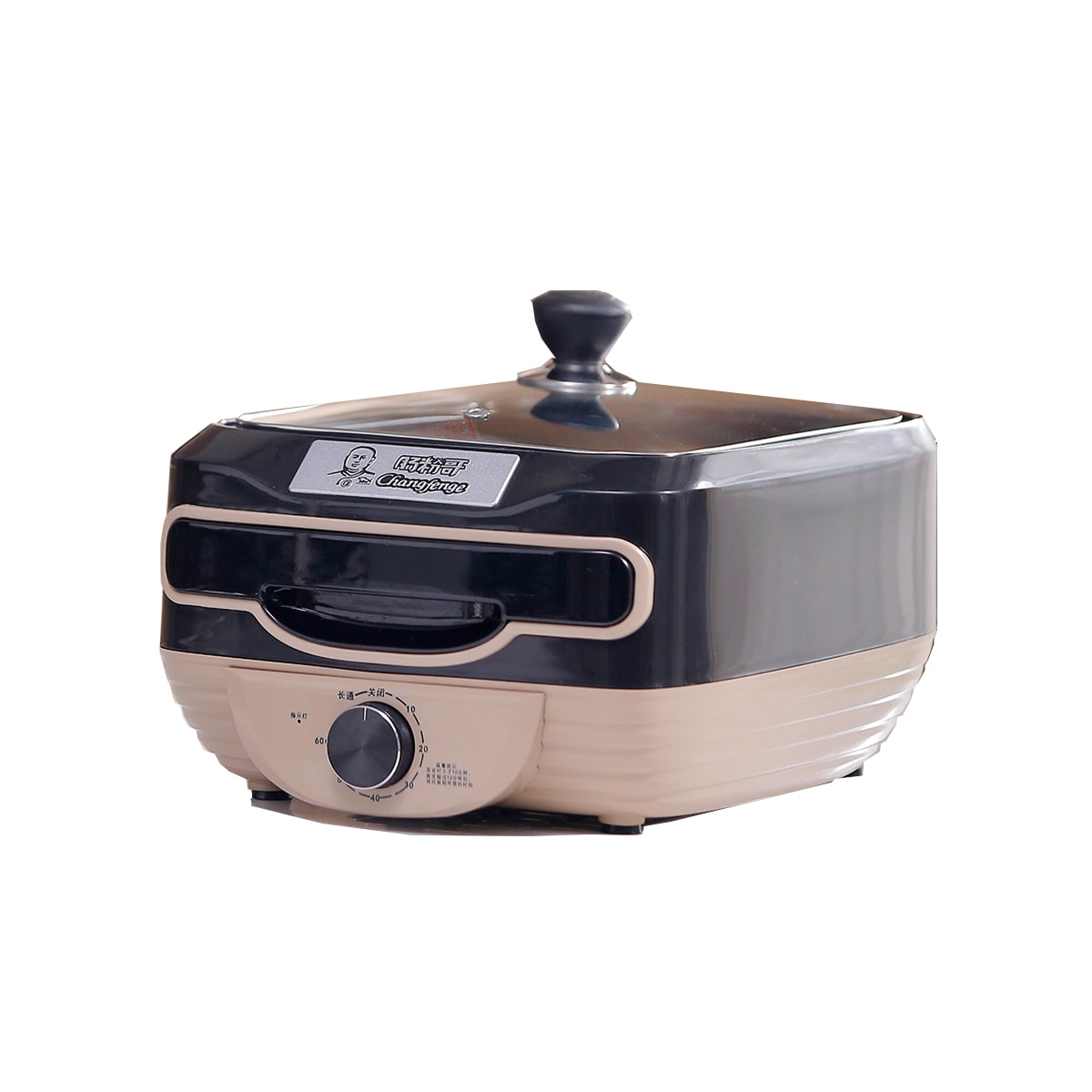 Yamibuy.com:Customer reviews:[New] Electronic Multi functional Changfenge Rice Noodle Roll Steamer Cooking Machine 6L