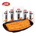 Wei Long spicy dry tofu gluten  snack food 106g*5PC