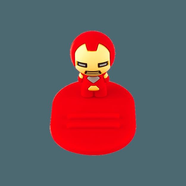 商品详情 - 名创优品Miniso 漫威公仔系列桌面支架 #钢铁侠 - image  0