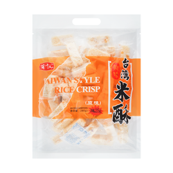 Taiwan Rice Crisp Original 305g