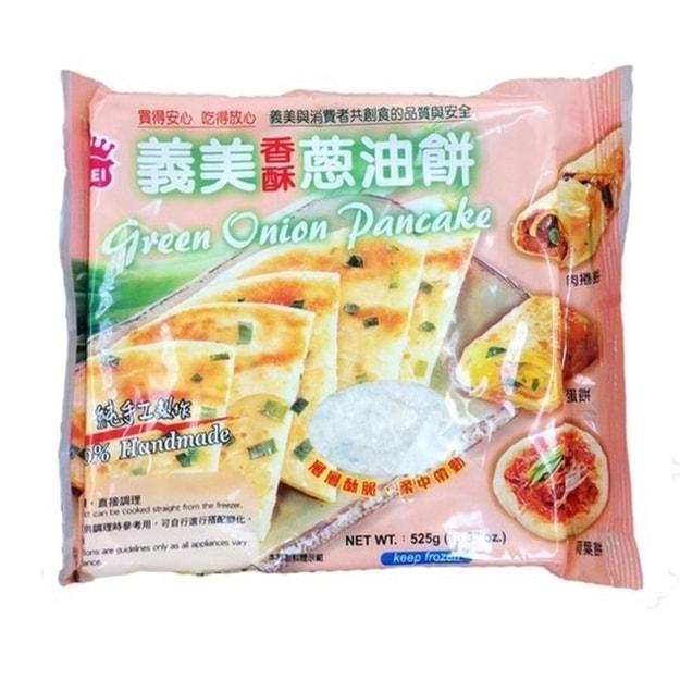 商品详情 - 義美香酥葱花饼 525g - image  0