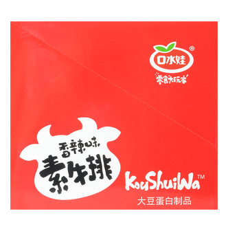KOUSHUIWA Vegetable Steak Hot&Spicy Flavor 440g