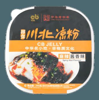 川北凉粉 方便凉粉 麻辣酱香味 245g