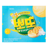 韩国CROWN 黄油夹心饼干 368g