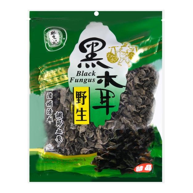 商品详情 - 台湾林生记 特级野生黑木耳 200g - image  0