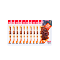 【Value Pack】Dried Bean Curd Snacks Barbecue Flavor 25g*10