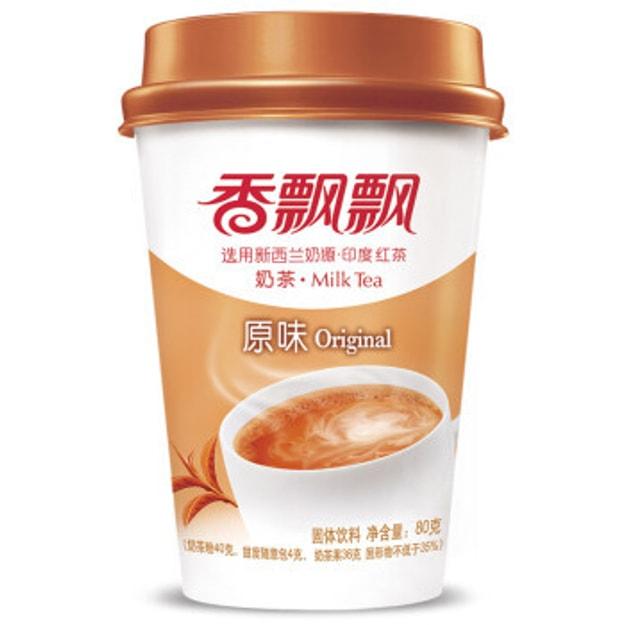 商品详情 - 香飘飘 原味奶茶 3连包 80g - image  0