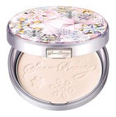 SHISEIDO MAQUILLAGE SNOW BEAUTY Powder 25g+Day Cushion 1 Piece+ Night Cushion 1 Pieces 2017 Limited