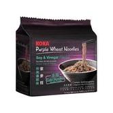 新加坡KOKA 紫麦凉面 和风酱醋味 5包入