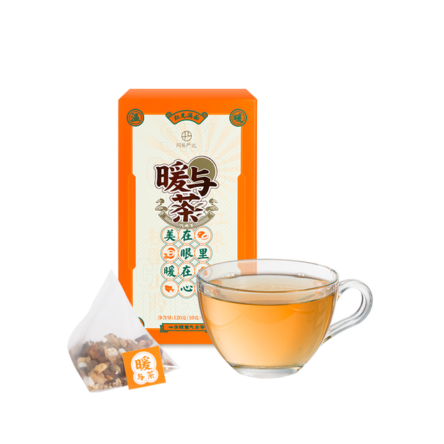 Product Detail - YANXU Herbal Tea Dispel Coldness Traditional Chinese Medicine 10g*12 - image  0