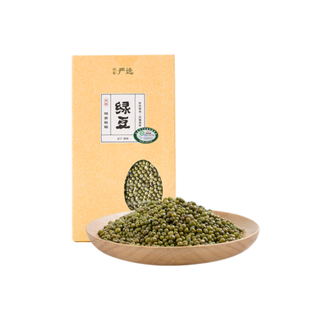 Product Detail - 【CHINA DIRECT MAIL】YANXUAN Organic Green Beans 470g - image 0