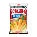 【超大袋分享装】乐滋 彩虹薯条 番茄味 318g