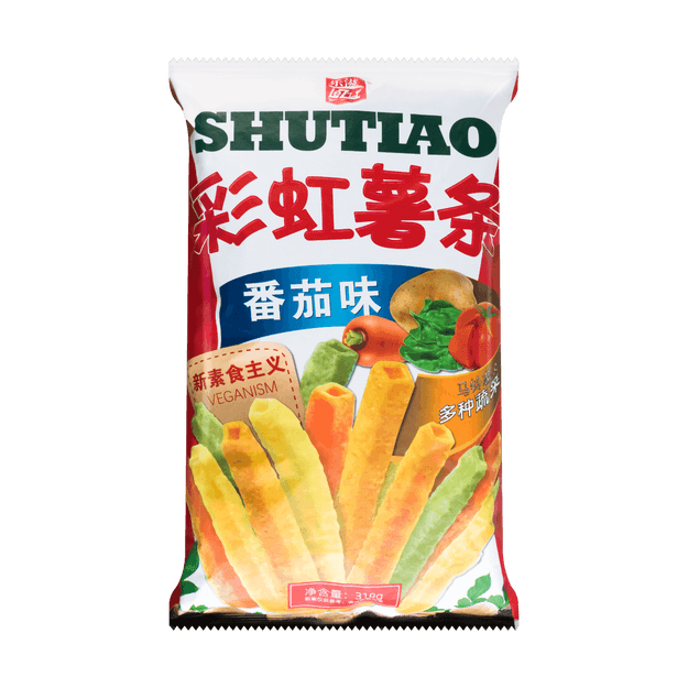 Product Detail - LZ Potato Chips Tomato Flavor 318g - image 0