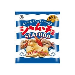 KOIKEYA 35th Limited Seafood Chips 65g